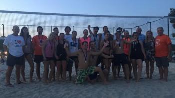 7. UMAG OPEN 2017 u odbojci na pijesku u ženskoj i muškoj konkurenciji