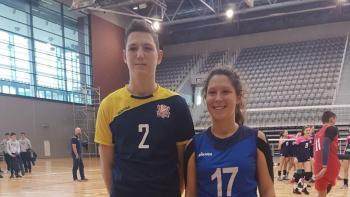 Brat i sestra osvojili medalje na juniorskom prvenstvu u Osijeku