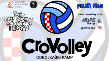 CroVolley je razvojni odbojkaški kamp
