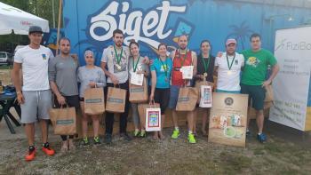 Vrbanc i Šulc osvojili prvi turnir Siget mix lige