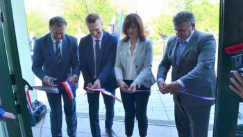 Otvorena nova školsko-sportska dvorana u Glini