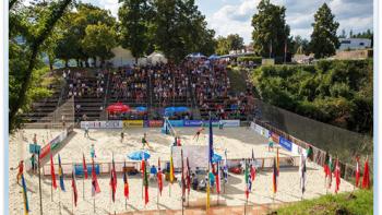 Kvalifikacijsko natjecanje u odbojci na pijesku do 18. godina